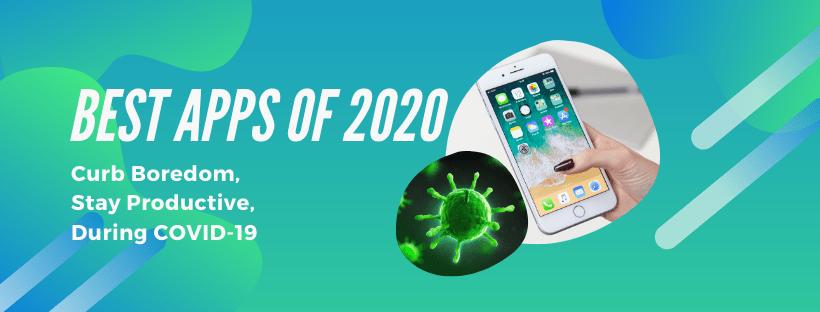 Best Apps of 2020