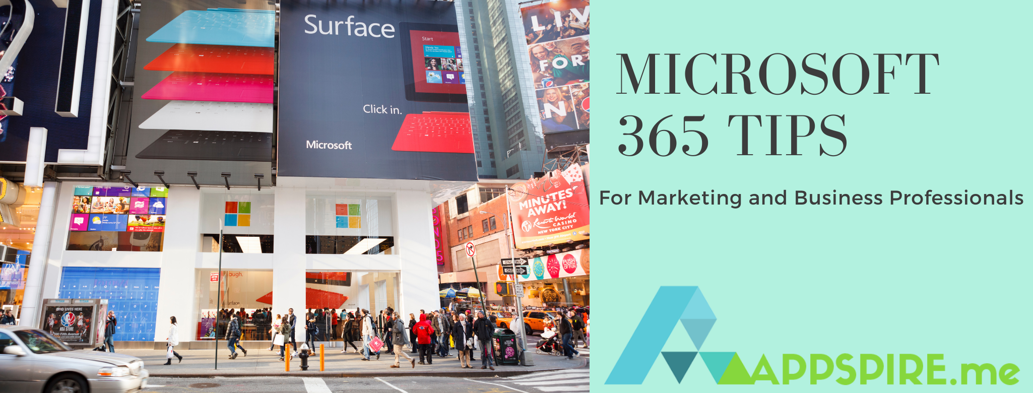 Microsoft 365 Tips for Marketing and Business Professionals