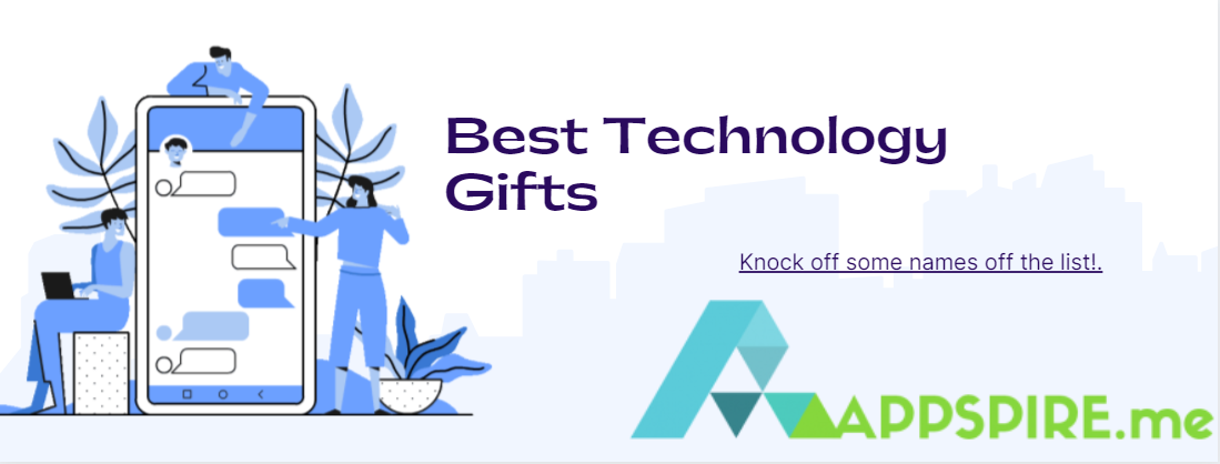 Best Technology Gifts to Give 2020