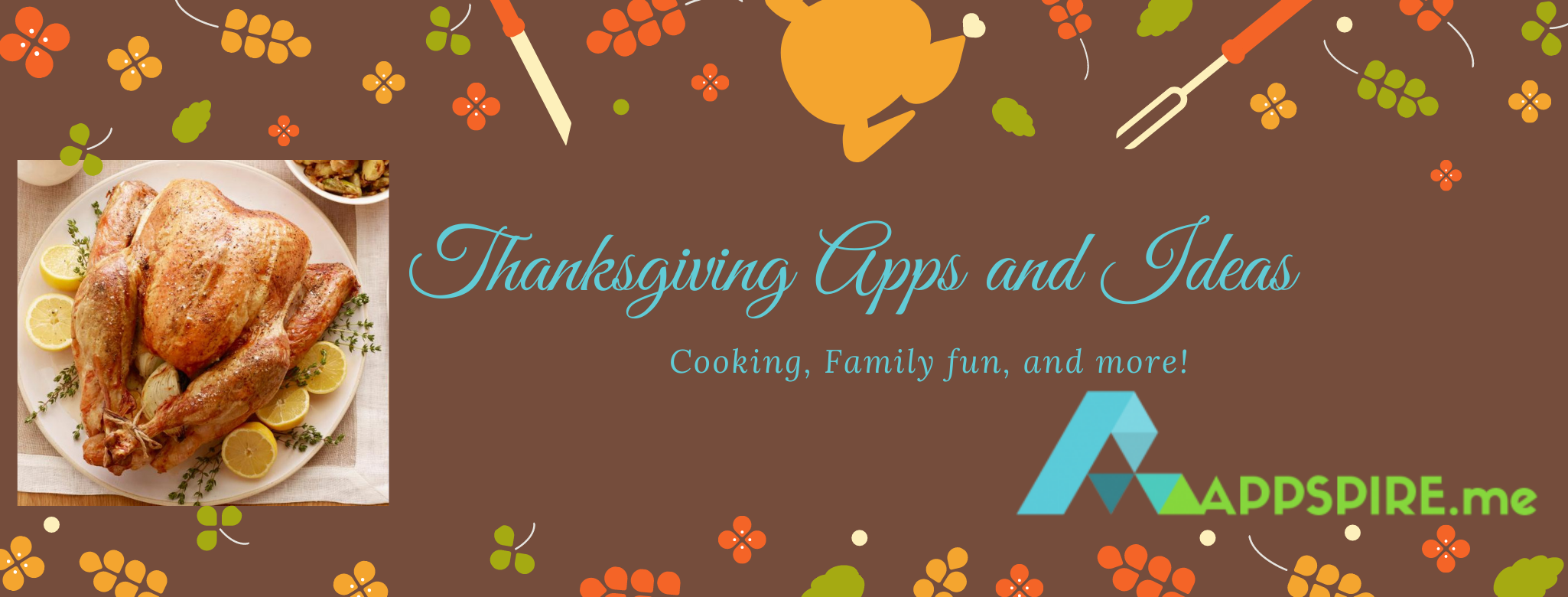 Thanksgiving Apps and Ideas- Cooking and more