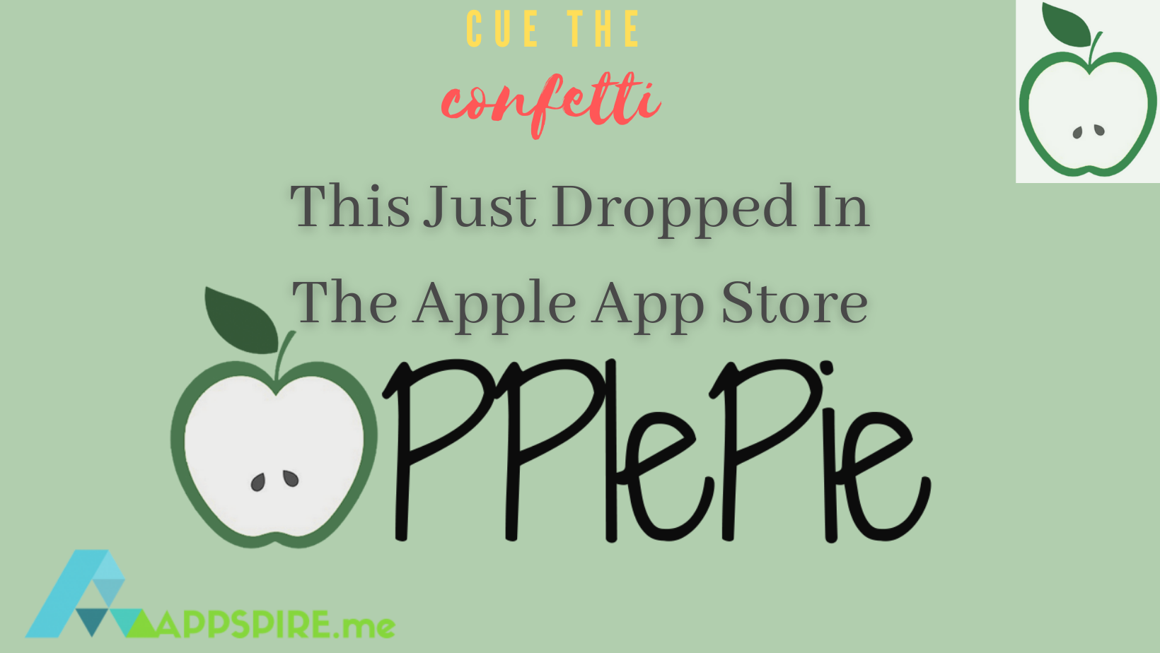 Client Spotlight: Apple Pie Is Now Available