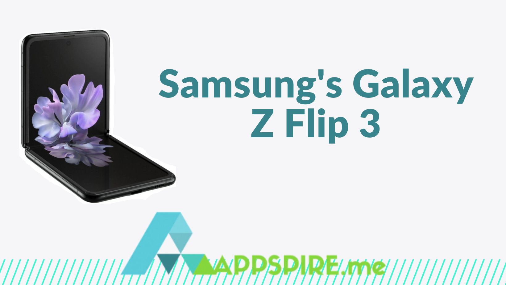 Samsung Brings Back The Flip Phone
